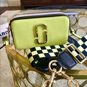 THE SNAPSHOT CAMERA BAG BY MARC JACOBS